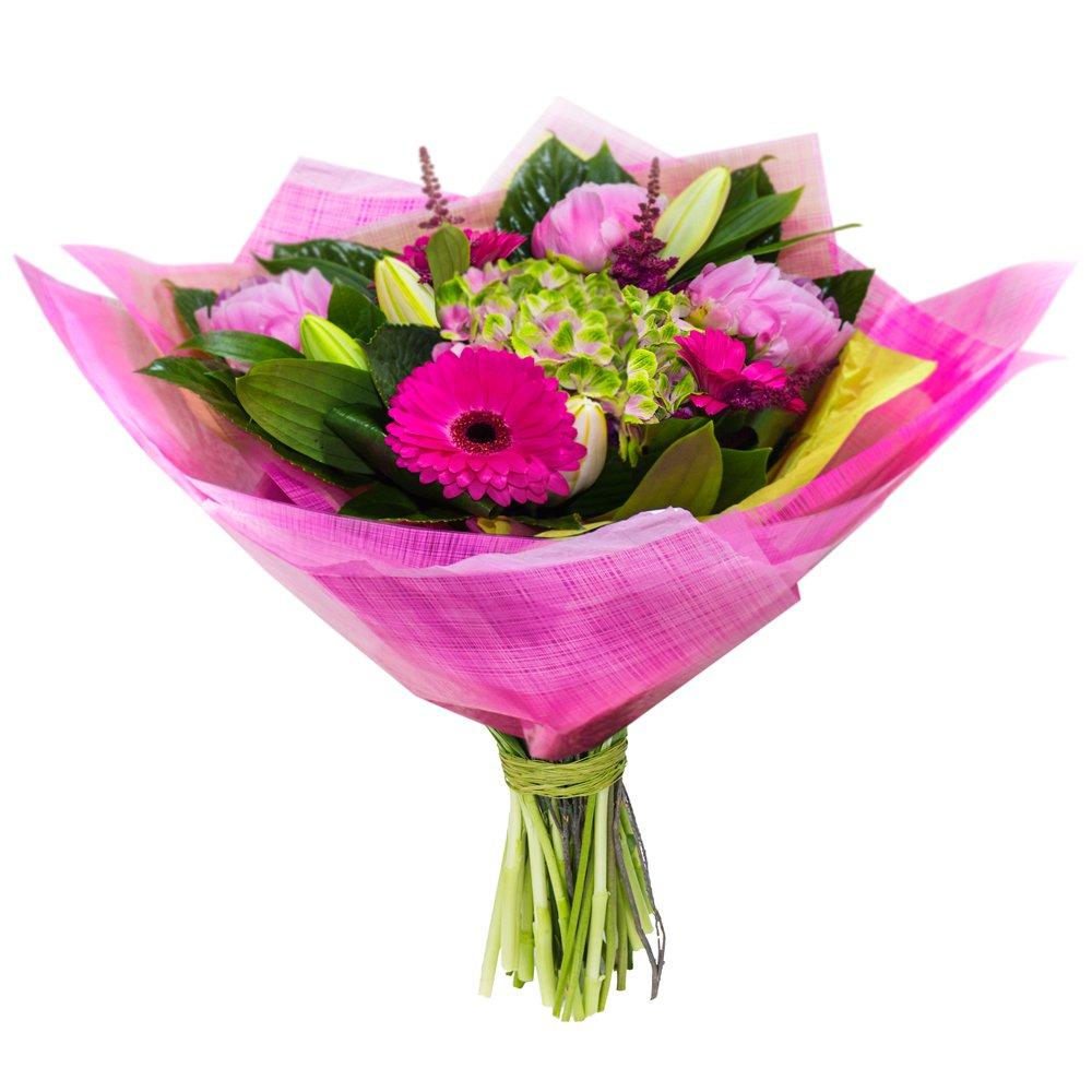 Cerise Dreams - Hand Tied Bouquet