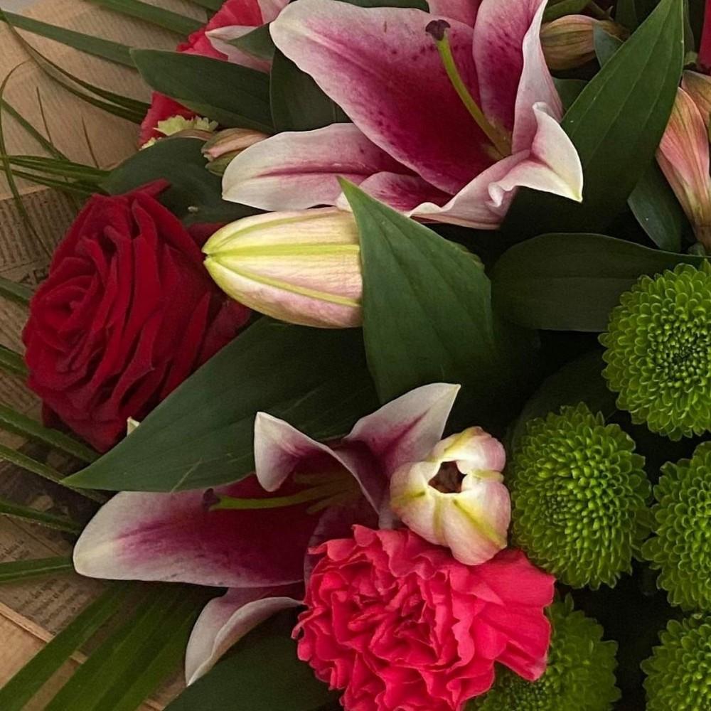 Romantic Florist Choice